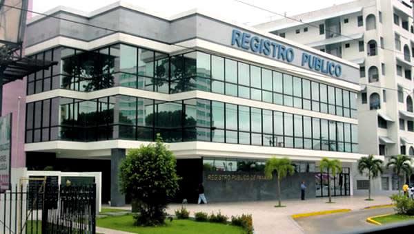 Registro Publico de la República de Panamá